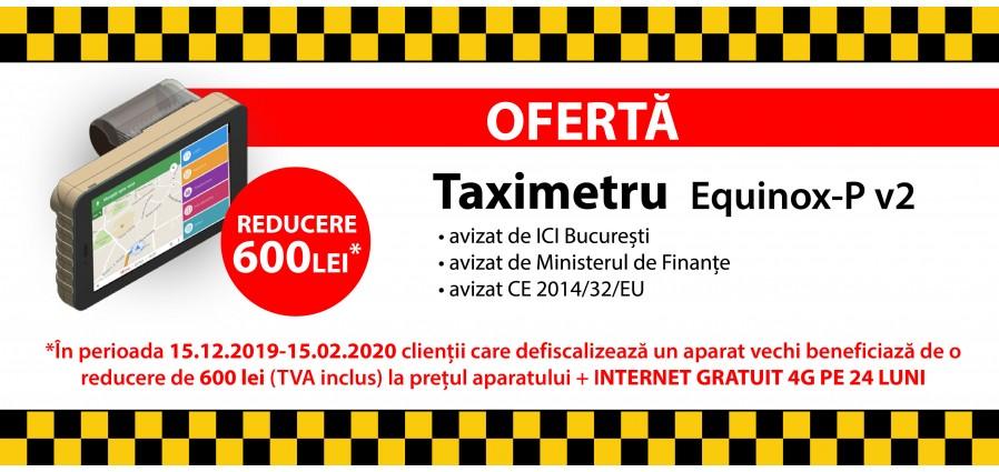 Taximetru Promo